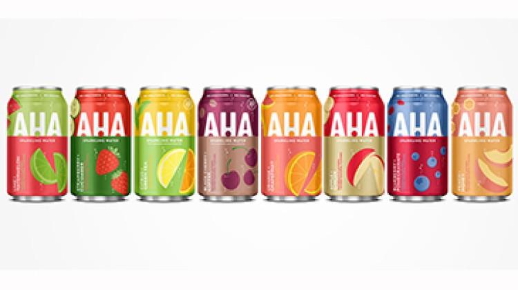Coca-Cola adds AHA to sparkling water portfolio