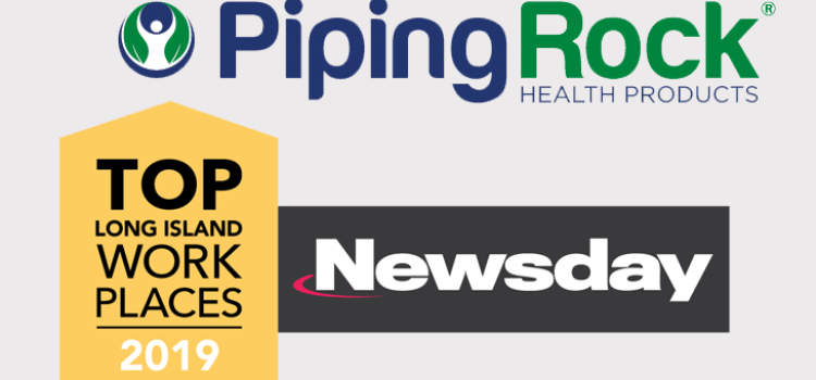 Piping Rock honored as a top workplace
