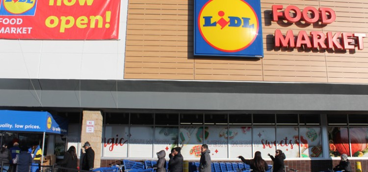 Lidl opens regional DC in Maryland