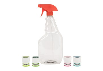 KlicO launches eco-friendly refill pods for household spray cleaners