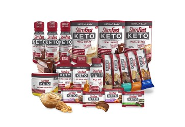 SlimFast expands best-selling line of keto products