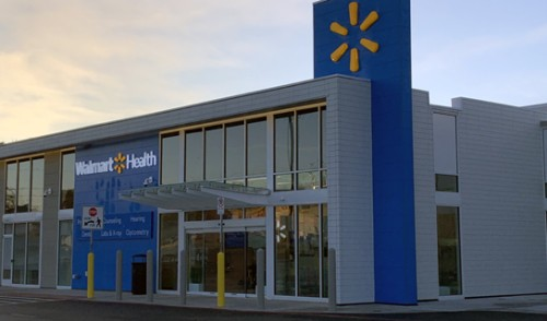 Second Walmart Health center opens