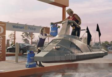 Walmart Unveils Super Bowl Commercial