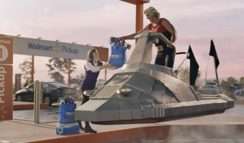 Walmart Unveils Super Bowl Commercial