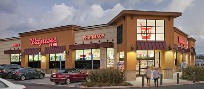 Gourlay to keep Walgreens on track