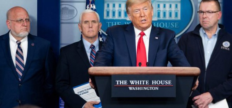 Trump signs executive order to keep meat plants open