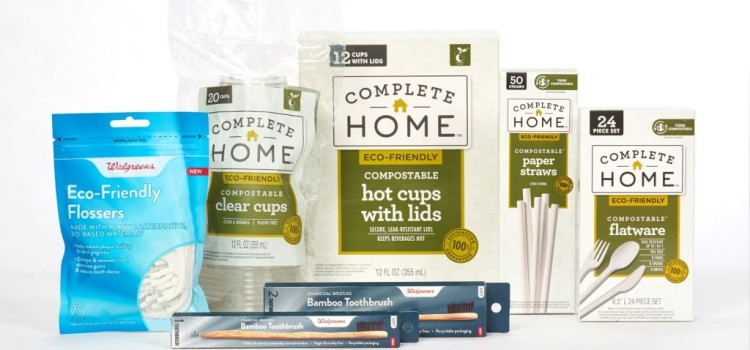 Walgreens launches eco-friendly oral care products