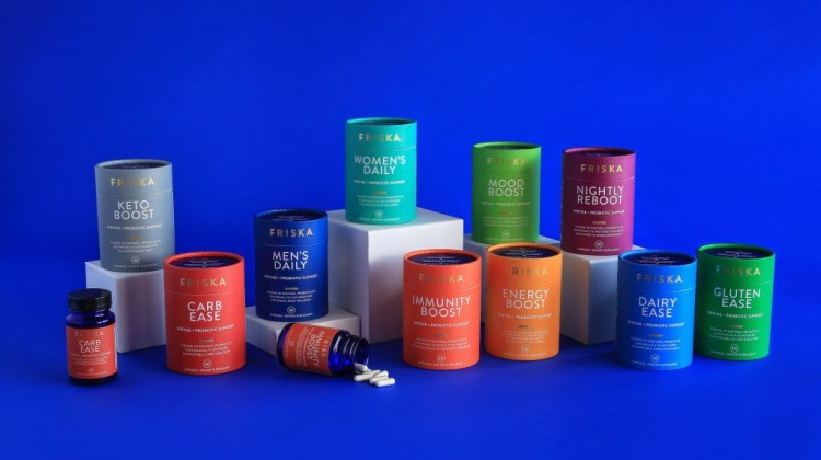 Gut health and wellness brand FR!SKA makes debut