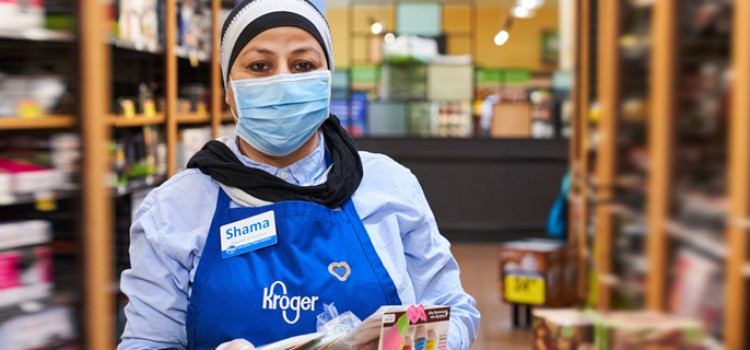 Kroger offers workers free COVID-19 tests