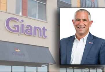 Ira Kress named president of Giant Food