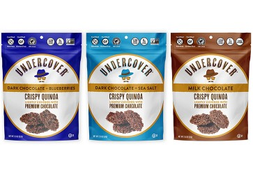 Undercover Snacks launches in CVS HealthHUB stores