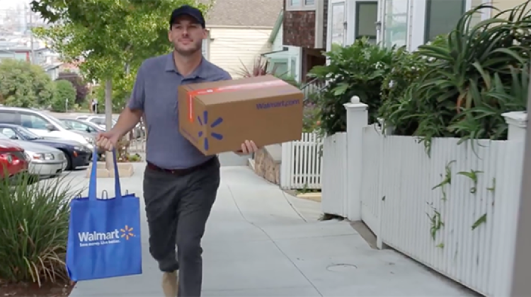 Walmart debuts Express Delivery service