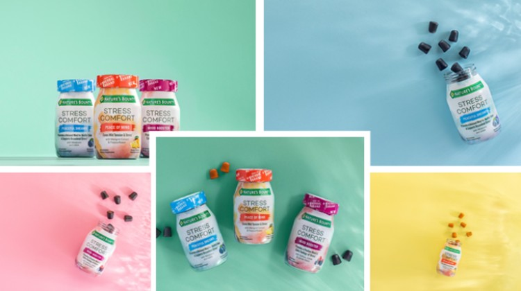 Nature's Bounty launches Stress Comfort Gummies