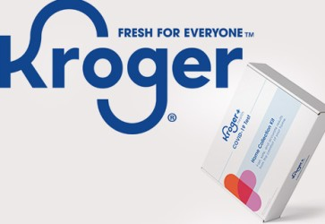 Kroger gets okay for COVID-19 home test kit