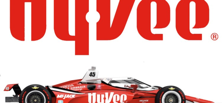 Hy-Vee returning to the Indianapolis 500