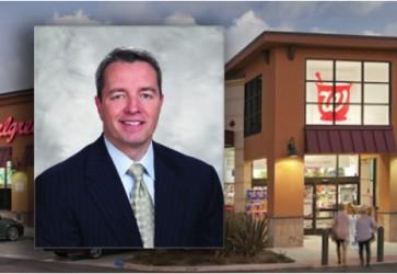 John Standley named Walgreens president