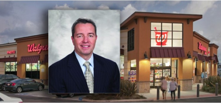 John Standley named Walgreens president