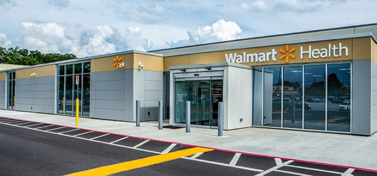 Walmart Health concept to expand
