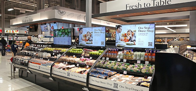 """ShopRite debuts """"Fresh to Table"""" concept stores"""