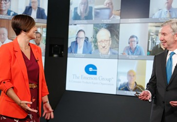 Emerson Group holds virtual Industry Day