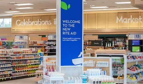 Rite Aid unveils refreshed brand, new strategy