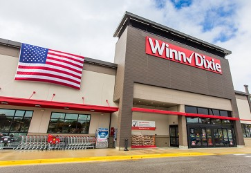Southeastern Grocers adds four Winn-Dixie stores