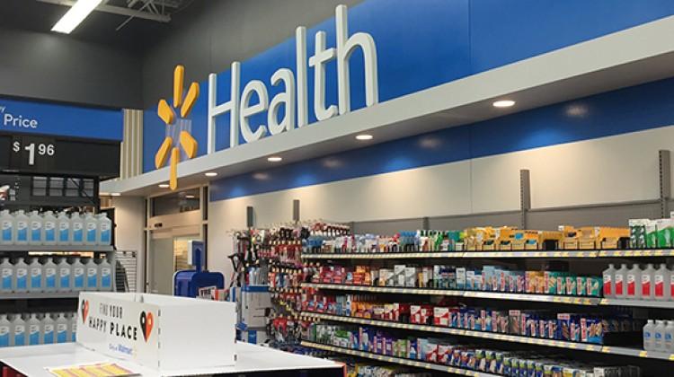 Walmart Health concept makes Chicago debut