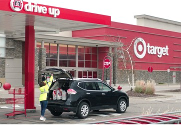 Target's holiday sales show omnichannel gains