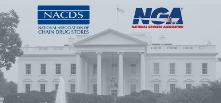 NACDS, NGA welcome Biden's COVID-19 plan