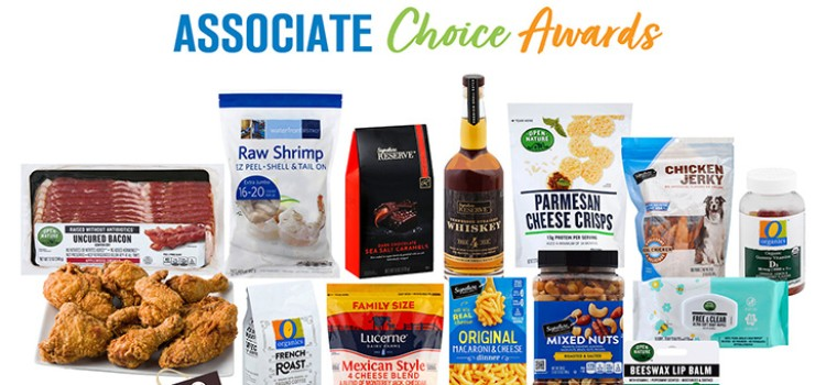 Albertsons associates choose favorite own brands
