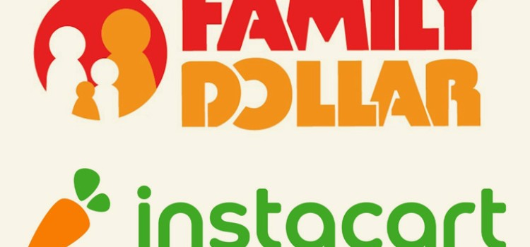 Instacart, Family Dollar roll out same-day delivery