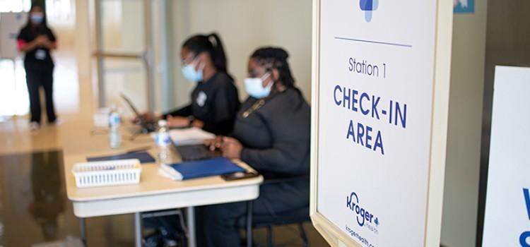 Kroger Health boosts vaccination capacity