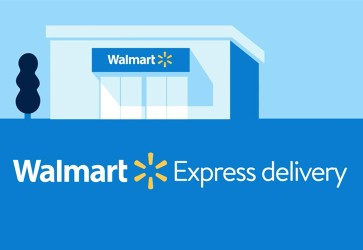 Walmart drops $35 minimum for Express delivery