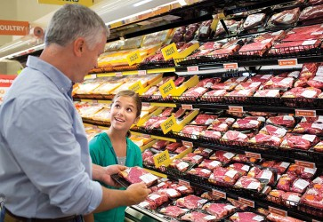 Meat purchases soar during pandemic, report says