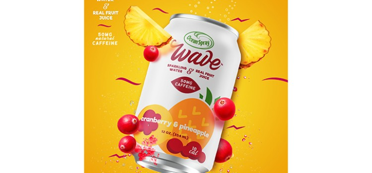 Ocean Spray launches Ocean Spray Wave
