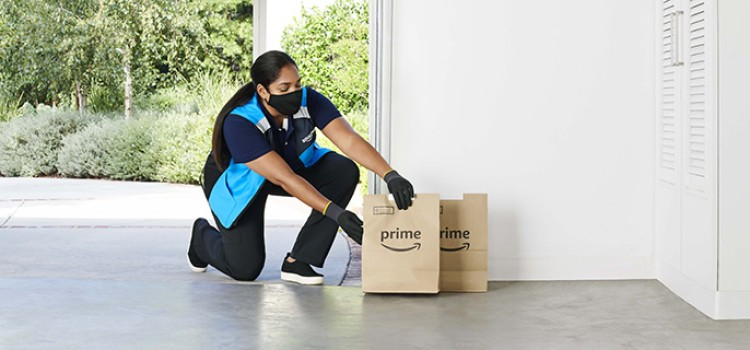 Amazon expands in-garage grocery delivery