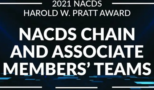 NACDS recognizes pharmacy teams with Pratt Award