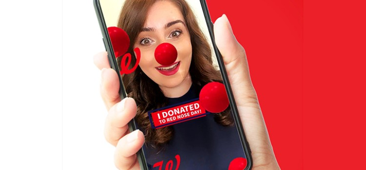 Walgreens launches 2021 Red Nose Day campaign