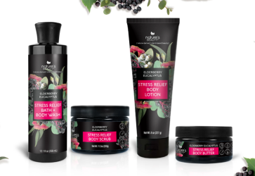 Nature's Beauty launches body care collections