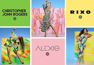 Target offers new designer dresses