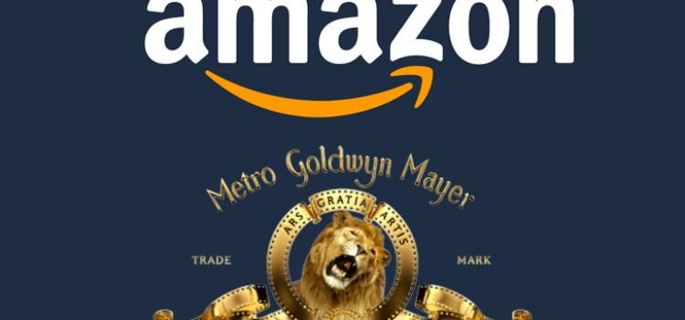 Amazon to acquire MGM movie studio