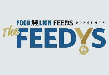 Food Lion Feedy's Awards honor hunger fighters