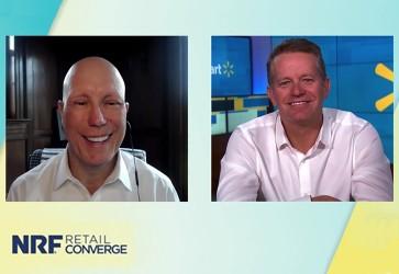 Walmart's John Furner talks about retail's future