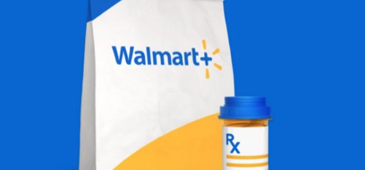 Walmart+ adds Rx savings to list of perks