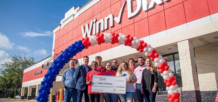 SEG donates $1.5 million to Folds of Honor