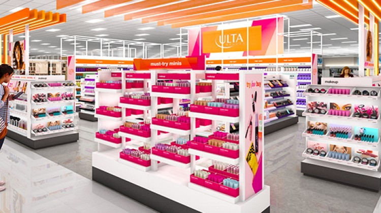'Ulta Beauty at Target' concept to debut