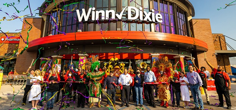 Winn-Dixie marks anniversary with two store openings