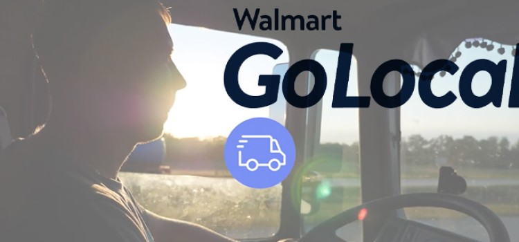 Walmart launches GoLocal delivery business