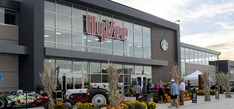 COVID hasn't stopped innovation at Hy-Vee