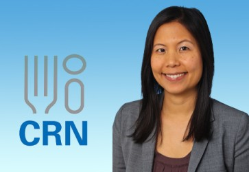 Video Forum: Andrea Wong, CRN